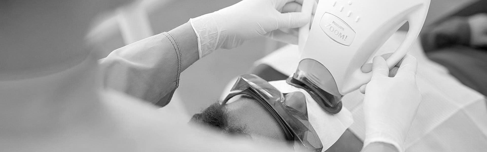Отбеливание зубов системой ZOOM 4 фото